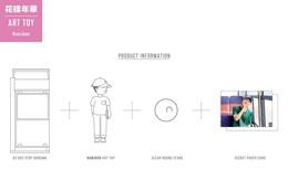 Photo du produit BTS STATUETTE PVC ART TOY RM (KIM NAMJOON) 15 CM Photo 2