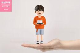 Photo du produit BTS STATUETTE PVC ART TOY J-HOPE (JUNG HOSEOK) 15 CM Photo 1