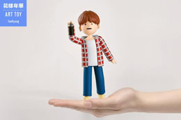 Photo du produit BTS STATUETTE PVC ART TOY V (KIM TAEHYUNG) 15 CM Photo 1