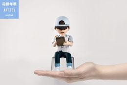 Photo du produit BTS STATUETTE PVC ART TOY JUNGKOOK (JEON JUNGKOOK) 15 CM Photo 1