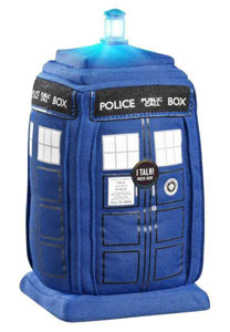 DOCTOR WHO PELUCHE SONORE TARDIS 61 CM