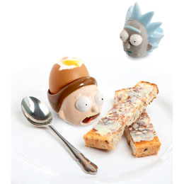 Photo du produit COFFRET 2 COQUETIERS RICK & MORTY Photo 1