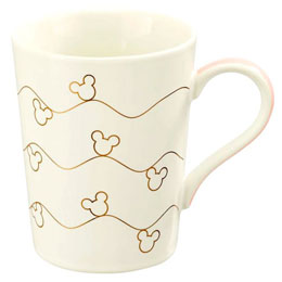 DISNEY MUG MICKEY OUTLINE PRINT