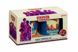 Photo du produit STRANGER THINGS PACK 2 VERRES TUMBLER COME AGAIN SOON Photo 1