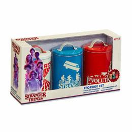 Photo du produit Stranger Things boîtes de rangement Silhouette Photo 1