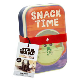 Photo du produit STAR WARS THE MANDALORIAN BOITE À GOÛTER THE CHILD SNACK TIME Photo 1