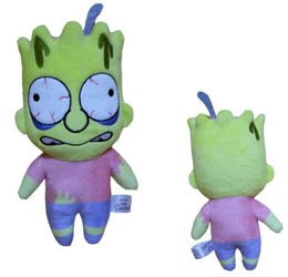 SIMPSONS PELUCHE PHUNNY BART