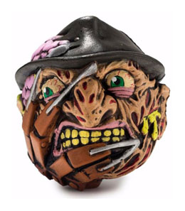 NIGHTMARE ON ELM STREET BALLE ANTI-STRESS MADBALLS FREDDY KRUEGER