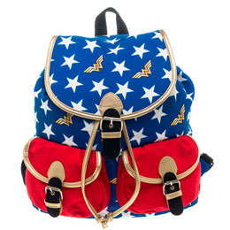 SAC A DOS WONDER WOMAN DC COMICS