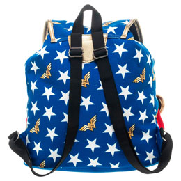Photo du produit SAC A DOS WONDER WOMAN DC COMICS Photo 2