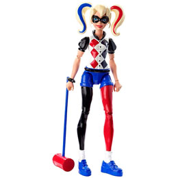 Photo du produit DC SUPER HERO GIRLS FIGURINE HARLEY QUINN Photo 1