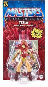 Masters of the Universe Origins 2020 figurine Teela 14 cm
