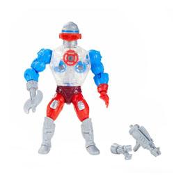 Photo du produit Masters of the Universe Origins 2021 figurine Roboto 14 cm Photo 2