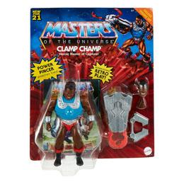 Figurine Clamp Champ Masters of the Universe Origins 14cm