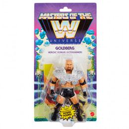 Figurine Goldberg Masters of the WWE Universe 14cm