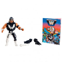 Photo du produit Figurine Macho Man Randy Savage Masters of the WWE Universe 14cm Photo 1