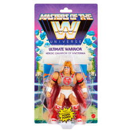 Figurine Ultimate Warrior Masters of the WWE Universe 14cm