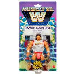 Figurine Rowdy Roddy Piper Masters of the WWE Universe 14cm