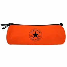 CONVERSE TROUSSE CYLINDRIQUE ORANGE
