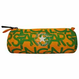 CONVERSE TROUSSE CYLINDRIQUE SCRUMBLE ORANGE