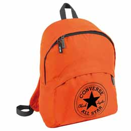CONVERSE SAC A DOS ORANGE
