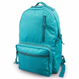 SAC A DOS CONVERSE POCKET TURQUOISE 45CM