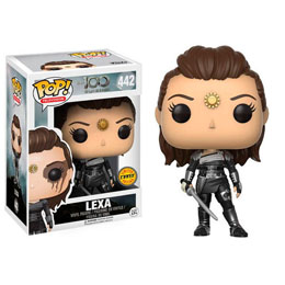 FIGURINE FUNKO POP THE 100 LEXA CHASE EXCLUSIVE
