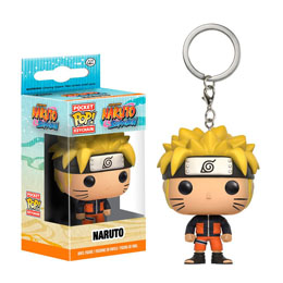 PORTE CLE POCKET POP! NARUTO SHIPPUDEN