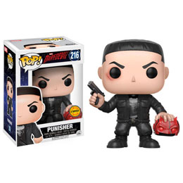 FUNKO POP CHASE PUNISHER - MARVEL DAREDEVIL
