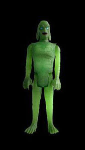Photo du produit UNIVERSAL MONSTERS REACTION FIGURINE CREATURE FROM THE BLACK LAGOON GITD EXCLUSIVE Photo 1