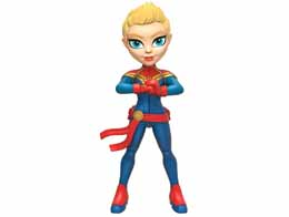 FIGURINE CAPTAIN MARVEL ROCK CANDY