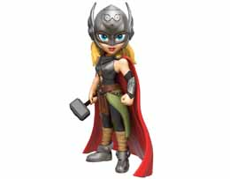 FIGURINE LADY THOR ROCK CANDY