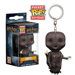 PORTE CLE POCKET POP HARRY POTTER DEMENTOR