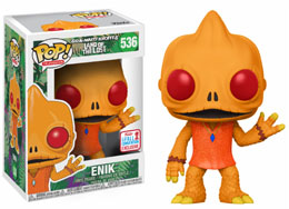 FUNKO POP LAND OF THE LOST: GOLDEN NYCC 2017 EXCLUSIVE