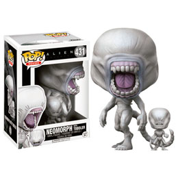 FUNKO POP! ALIEN COVENANT NEOMORPH & TODDLER