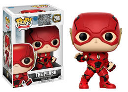 FUNKO POP JUSTICE LEAGUE THE FLASH