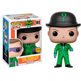 BATMAN 1966 FUNKO POP THE RIDDLER CHASE EXCLUSIVE