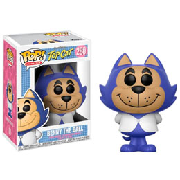 FUNKO POP TOP CAT BENNY THE BALL