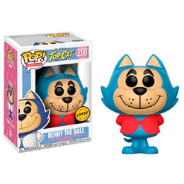 FUNKO POP TOP CAT BENNY THE BALL CHASE