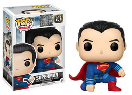 FUNKO POP JUSTICE LEAGUE SUPERMAN (LANDING POSE)