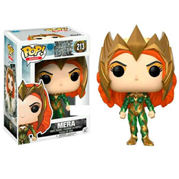 FIGURINE FUNKO POP DC JUSTICE LEAGUE MERA EXCLUSIVE