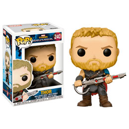 Photo du produit FUNKO POP MARVEL THOR RAGNAROK THOR