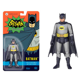 FIGURINE ACTION FIGURE BATMAN 1966 BATMAN 10 CM