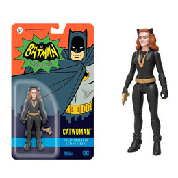 FIGURINE ACTION FIGURE BATMAN 1966 CATWOMAN 10 CM