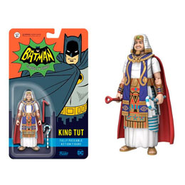 Photo du produit FIGURINE ACTION FIGURE BATMAN 1966 KING TUT 10 CM