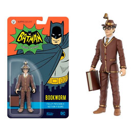 FIGURINE ACTION FIGURE BATMAN 1966 BOOKWORM 10 CM