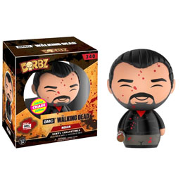 FIGURINE FUNKO DORBZ THE WALKING DEAD NEGAN EXCLUSIVE CHASE