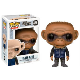 LA PLANÈTE DES SINGES SUPRÉMATIE POP! MOVIES VINYL FIGURINE BAD APE