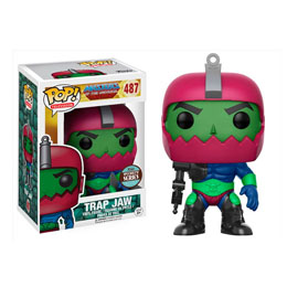 FIGURINE FUNKO POP MASTERS OF THE UNIVERSE TRAP JAW EXCLUSIVE