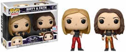 FUNKO POP  BUFFY 25TH ANNIVERSARY: BUFFY & FAITH NYCC 2017